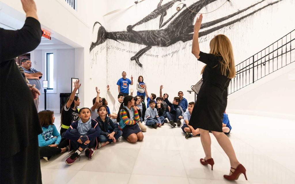 American Museum of The Cuban Diaspora - School Visit